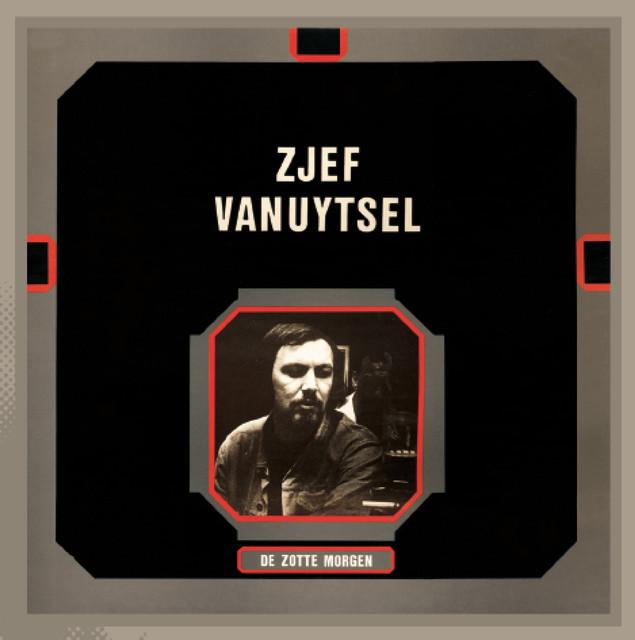 """Vinyl lp """"De Zotte Morgen"""", Zjef Van Uytsel (c) Universal."""